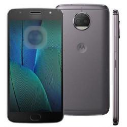Motorola G5S Plus серый