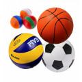 Спортивные и игровые мячи