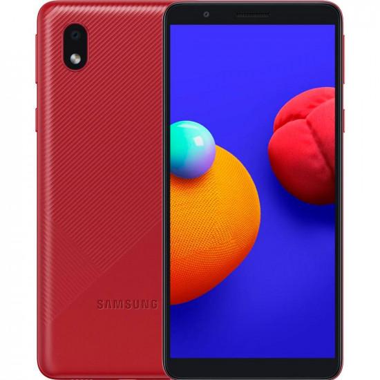 Samsung Galaxy A01 Core красный