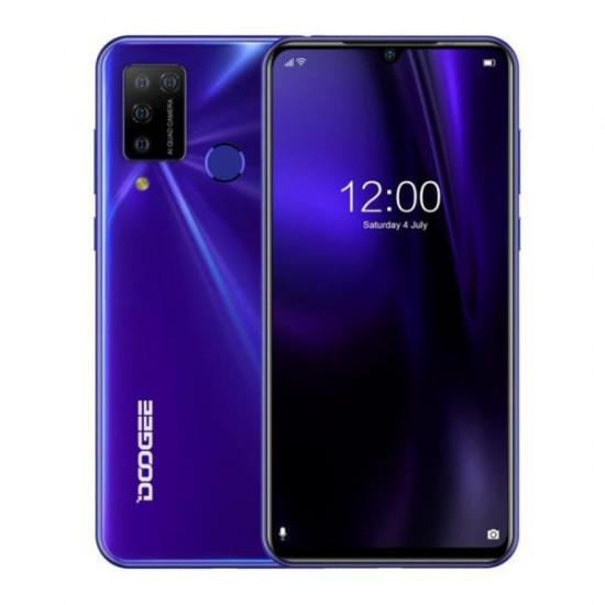 Doogee N20 Pro 128GB фиолетовый