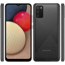 Samsung Galaxy A02s черный
