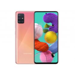 Samsung Galaxy A51 розовый