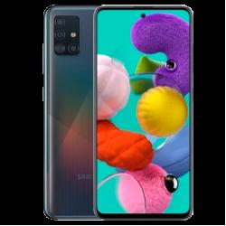 Samsung Galaxy A51 чёрный