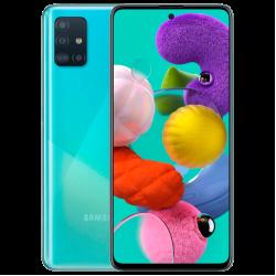Samsung Galaxy A51 бирюзовый
