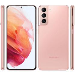 Samsung Galaxy S21 розовый