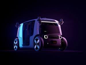Amazon готовит к запуску систему беспилотных роботакси Zoox