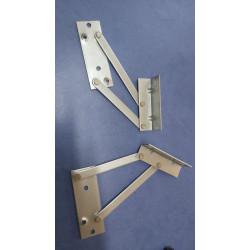 Механизм для мягкой мебели откидной
