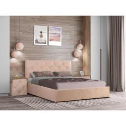 Аура кровать без матраса