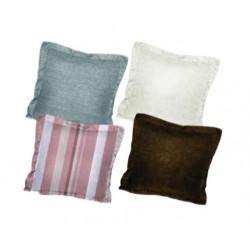 Подушка квадратная с кантом 40х40