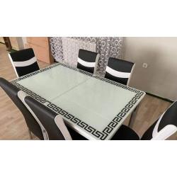 Комплект стол+6стульев.