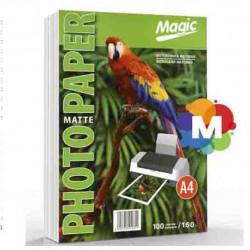 ФОТОБУМАГА MAGIC A4 100Л. 150 Г/М2