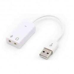 ВНЕШНЯЯ ЗВУКОВАЯ КАРТА USB 7,1 PD560