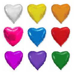 Фольгированные сердца Flexmetal (Испания) 18