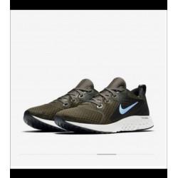 Кроссовки цвета хаки Nike react