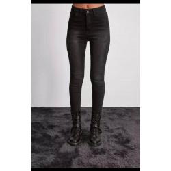 черные джинсы скинни