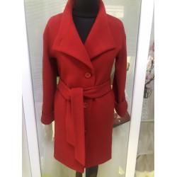 женское пальто весна-осень
