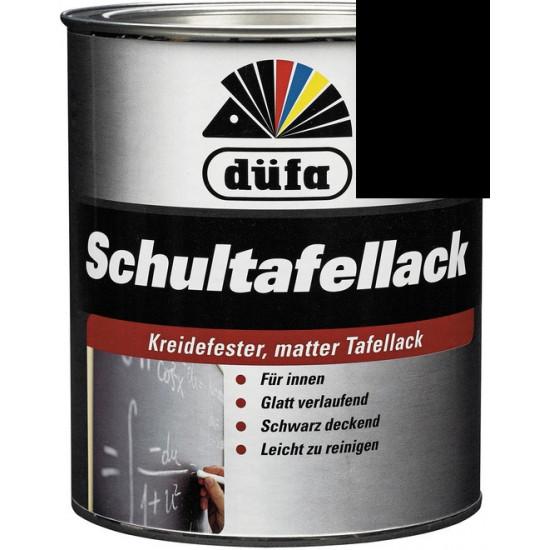 Эмаль для школьных досок Dufa RAL9005 0,75л, Германия
