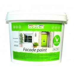 Polycolor Facade фасадная краска 6кг (Украина)