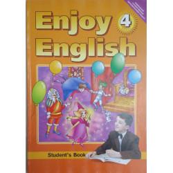 Учебник Английский язык 4 класс (Enjoy English)