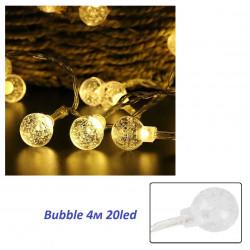 Гирлянда светодиодная Bubble 4м 20led