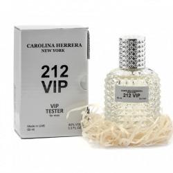 CAROLINA HERRERA 212 VIP, 60 мл