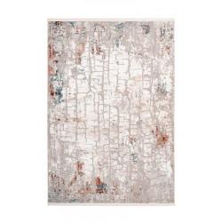 Дизайнерский ковер 125 Grey/Salmon Pink 160х230