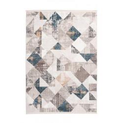 Дизайнерский ковер 225 Grey/Blue 160х230