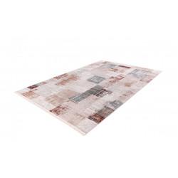 Дизайнерский ковeр 425 Grey/Salmon Pink 160х230