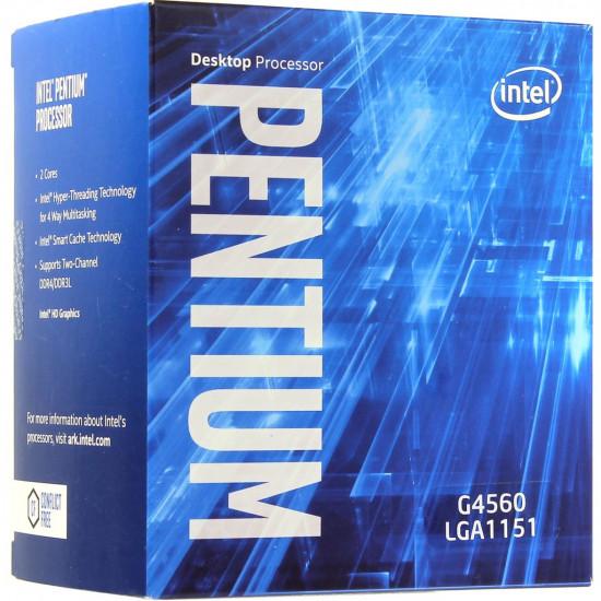 Процессор Intel® Pentium® G5400 класса Gold