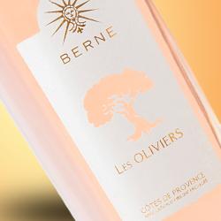 Berne Les Oliviers Cotes de Provence 2019