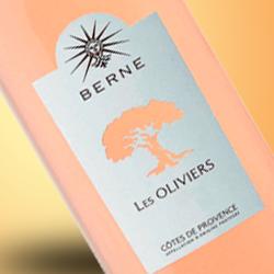 Berne Les Oliviers Cotes de Provence Rose 2019