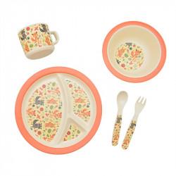 Детская посуда 5 предметов
