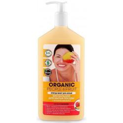 Organic People Бальзам-БИО для мытья посуды с органическим манго 500мл