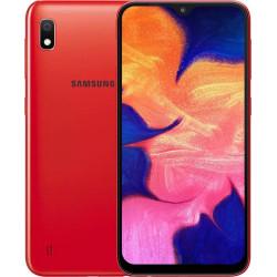 Samsung A10 Красный